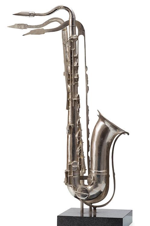 Arman | Saxophone, 1984