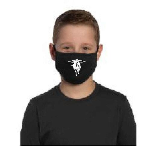 Child Mask - With Kiel Raider in White Only