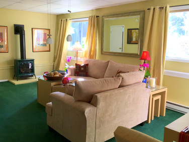 Bright Spacious Livingroom