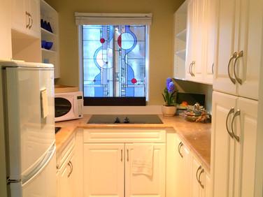 Charming Galley Kitchen