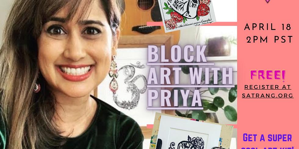 Art with Priya