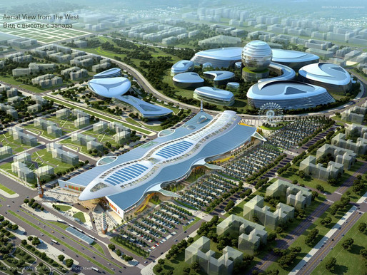 Bioo in EXPO ASTANA 2017