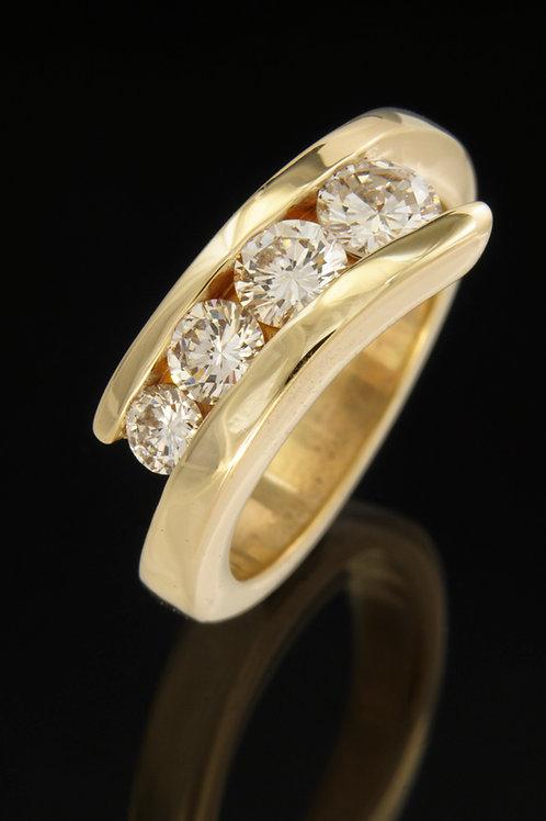 Handmade Diamond Ring