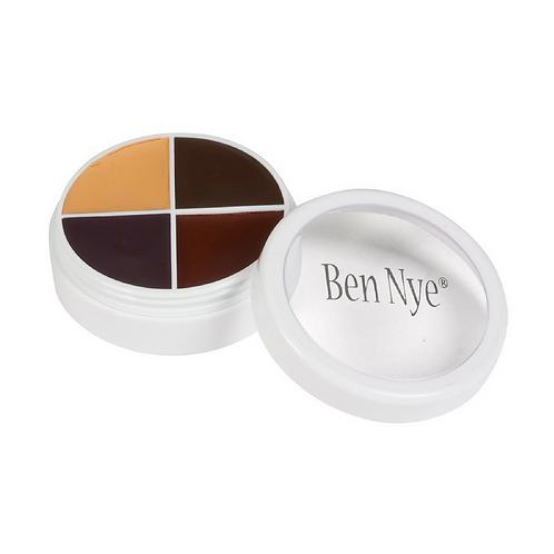 Ben Nye - Old Character II (Darker Skin) - Creme FX Color Wheels
