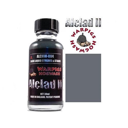 Alclad Hogwash Washes - Dark Liquid, Streaks & Stains