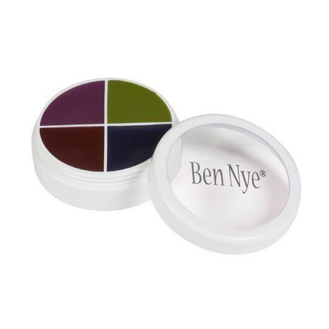 Ben Nye - Bruises - Creme FX Color Wheels
