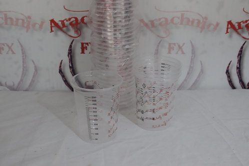600ml Calibrated Mixing Cups