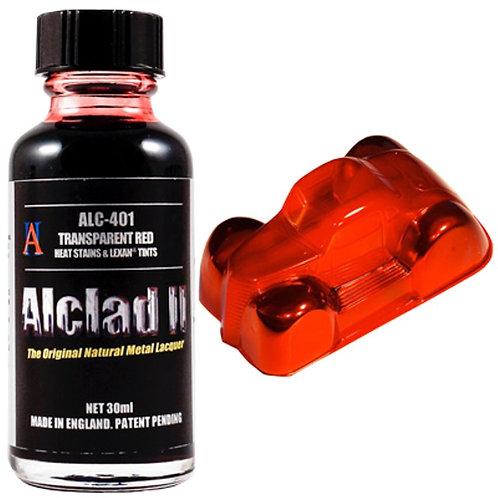 Alclad - Transparent Red - Alc401