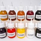 Acrylic One Pigments