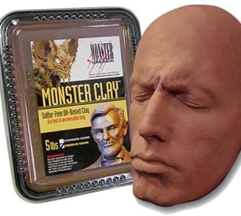 Monsterclay (Monster Makers Clay) - Medium