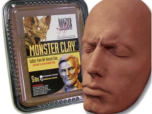 Monsterclay (Monster Makers Clay) - Medium
