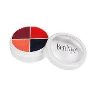 Ben Nye -Burns & Blisters - Creme FX Color Wheels