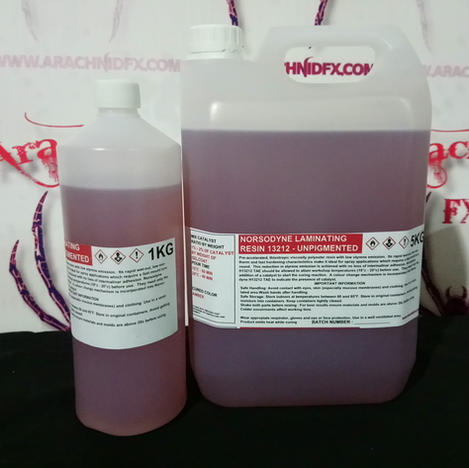Laminating Polyester Resin (Clear/Unpigmented)