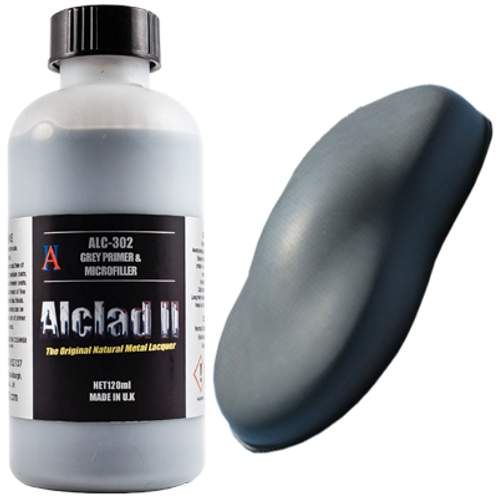 Alclad - Grey Primer and Microfiller - AC302