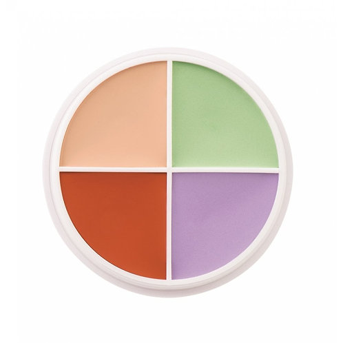 Ben Nye - Corrector Wheel - 4 Colors