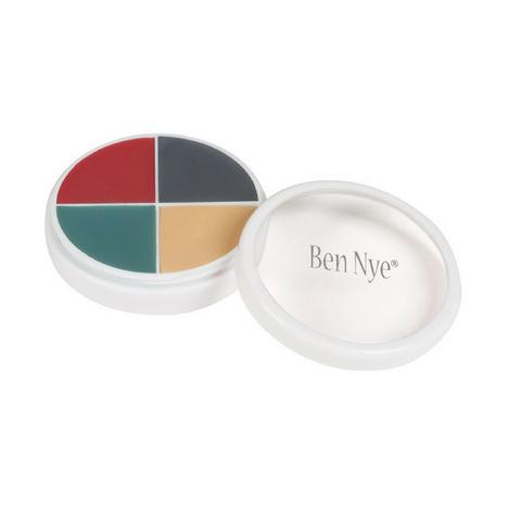 Ben Nye - Bald Cap Stipple Creme FX Wheel - Large