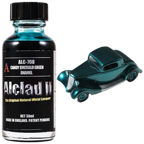 Alclad - Emerald Green - Alc 708