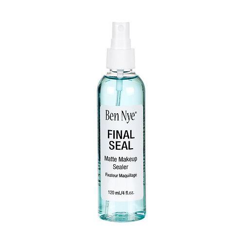 Ben Nye - Final Seal Matte Makeup Sealer (alcohol based)