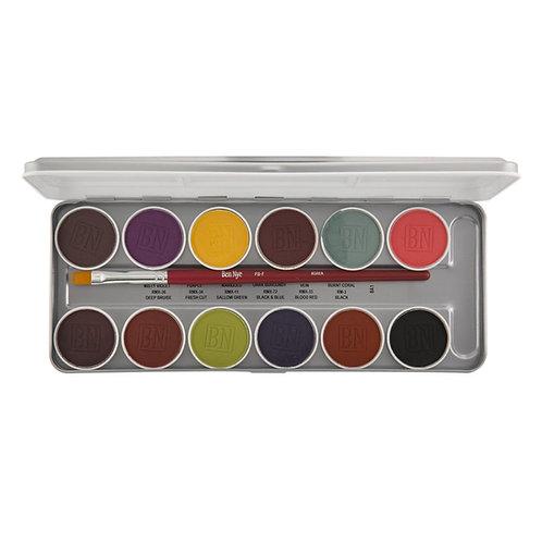 Ben Nye - Magicake Aqua Color - FX Palette