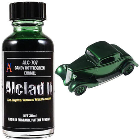 Alclad - Bottle Green - Alc 707