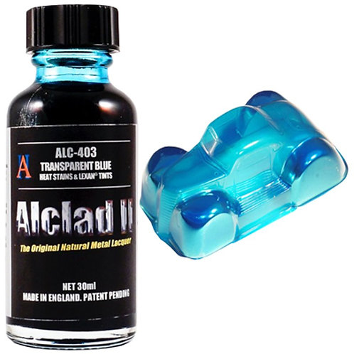 Alclad - Transparent Blue - Alc 403