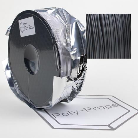 PLA (Black) - Polyprops