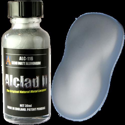 Alclad - Semi Matt Aluminium - Alc116