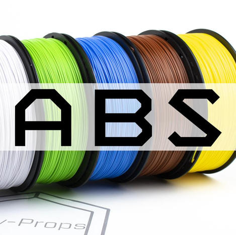 ABS Filament (1.75mm) - Polyprops