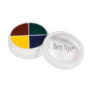 Ben Nye - Cuts & Bruises - Creme FX Color Wheels