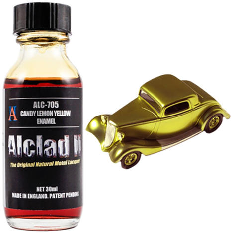 Alclad - Candy Lemon Yellow - Alc 705