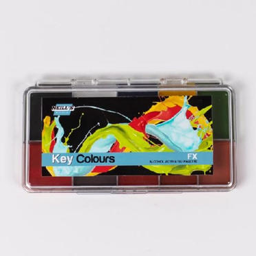 Key Colours Palette – FX