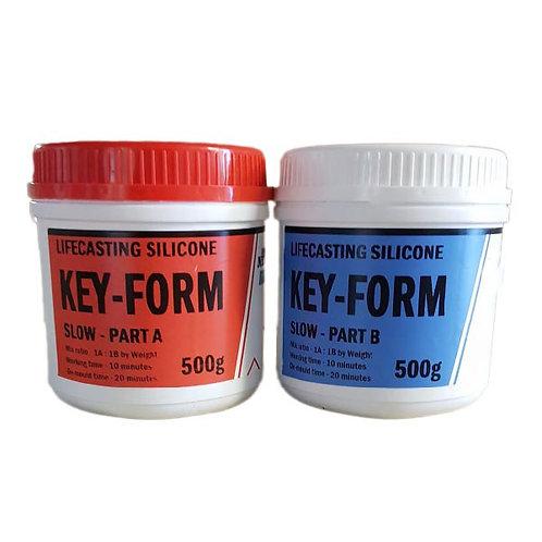 Key-Form (Lifecasting Silicone)