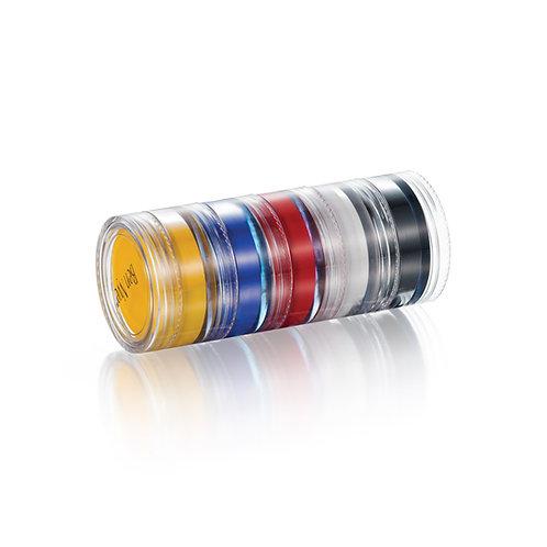 Ben Nye - Primary Creme Shade Palette Stack - 5 color