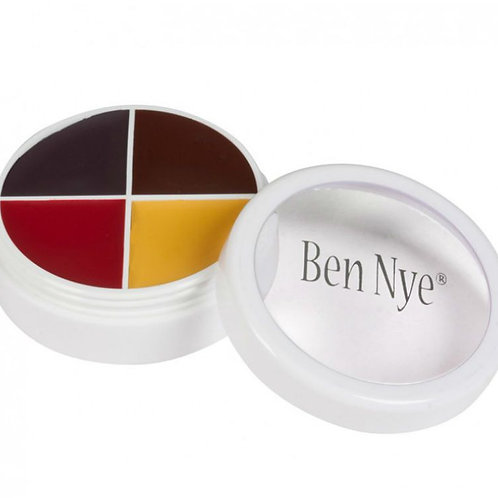 Ben Nye -Bruise & Abrasions - Creme FX Color Wheels