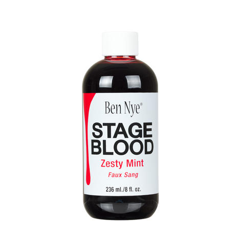 Ben Nye - Stage Blood Original - Zesty Mint - Mouth Safe
