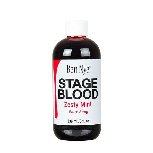 Ben Nye - Stage Blood Original - Zesty Mint - Mouth Safe
