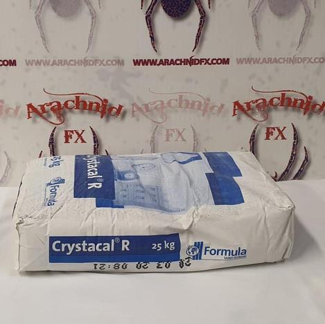 Crystacal R Hard Plaster