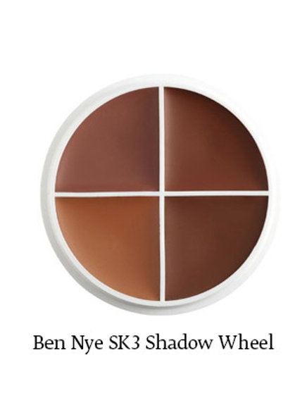 Ben Nye - Shadow Wheel 4 Colors