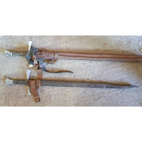 Rentals - Medieval Swords with Scabbard (Rubber/Resin)