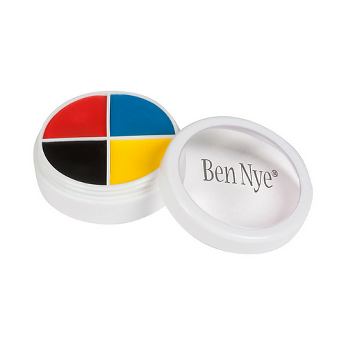 Ben Nye - Character MakeUp Wheel - Clown
