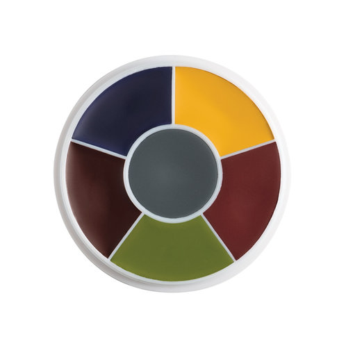 Ben Nye - Creme Character Wheels (Rainbow, Death, Monster, Zombie)