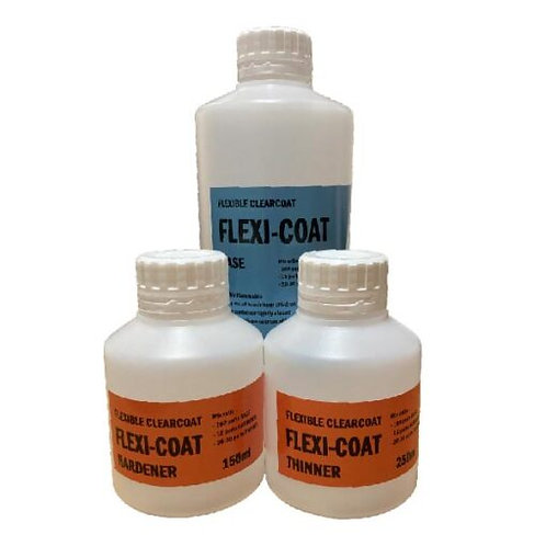 Flexicoat (clear flexible sealer and primer)