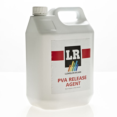 Clear Gloss PVA Release