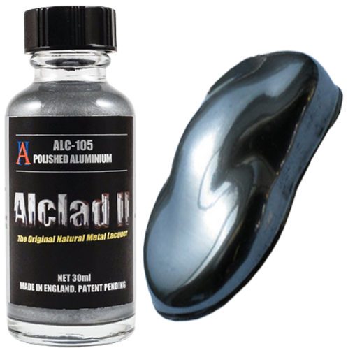 Alclad -Polished Aluminium - Alc105