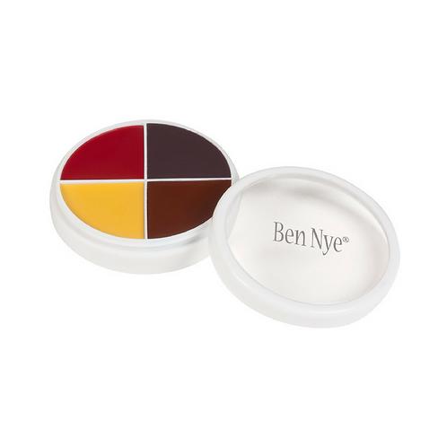 Ben Nye - Bruise & Abrasion Creme FX Wheel - Large