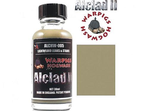 Alclad Hogwash Washes - Light Liquid, Streaks & Stains