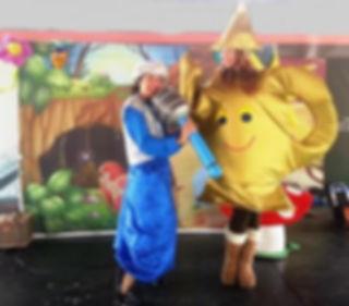 אלאדין ומנורת הקסמים