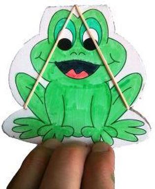 הצפרדע הקופצת