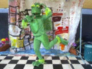 פרדי הצפרדע והדייגים