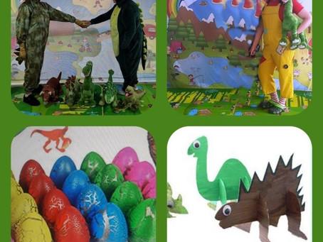עולם הדינוזאורים ועוד...